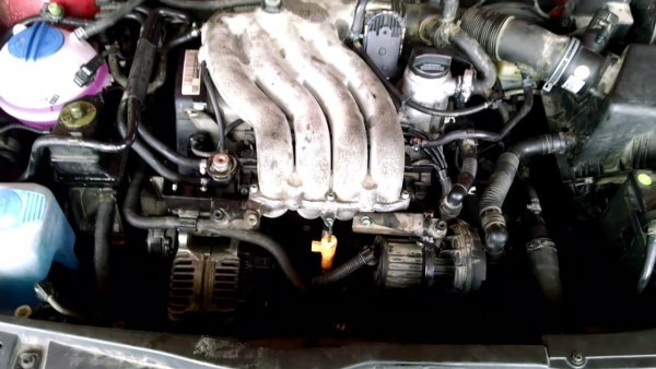 2002 Vw Jetta Engine Swap Finished