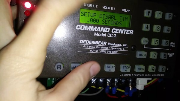 How To Use A Command Center Delay Box