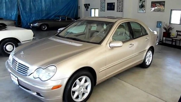 Official Review] Mercedes Benz C320 2001