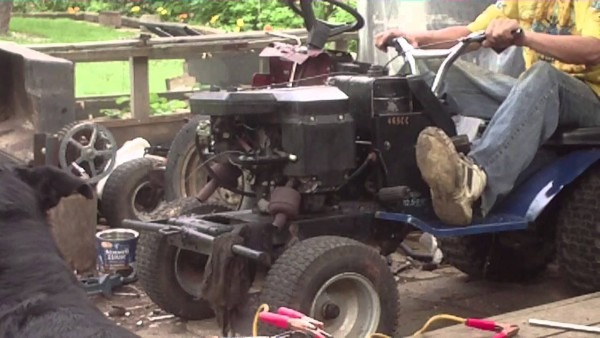 18 Hp Briggs And Stratton Oposed Twin Ic Update An Start Up