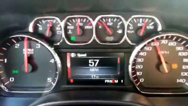 2015 Gmc Sierra 2500hd 6 6l Duramax Diesel 0