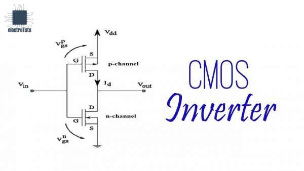 Cmos Based Inverter Circuit Operation Explained