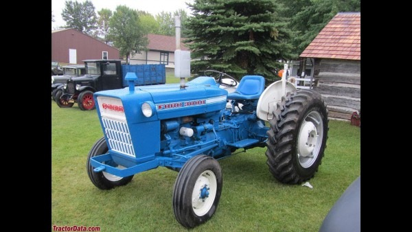 Ford 3000 Vintage Tractor Price Specifications Features