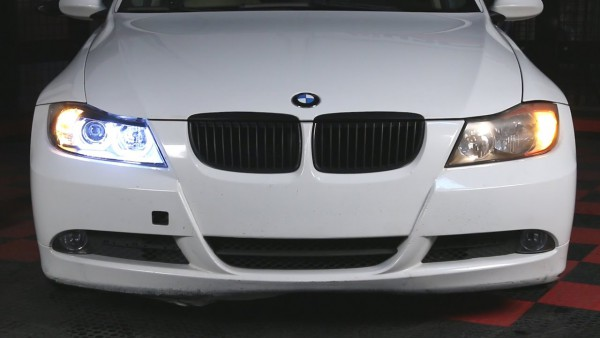 Spyder Auto Installation  2006
