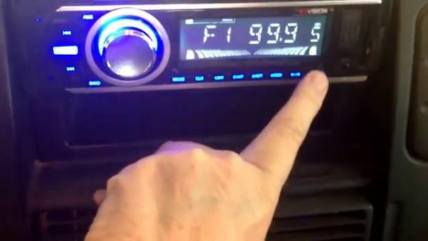 Xo Vision Radio With Bluetooth