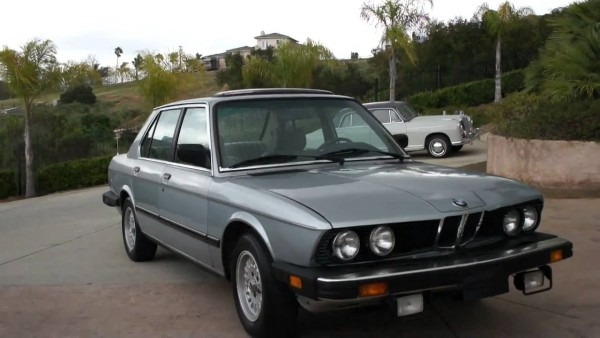 1984 Bmw 528e Saloon 2 Owner Low Miles