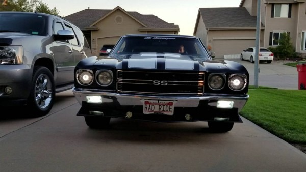 Hid Headlights For 1970 Chevelle