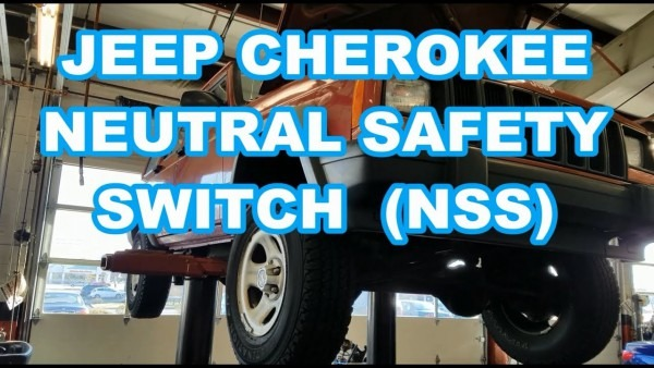 Jeep Cherokee Nss Replacement Neutral Safety Switch Quick