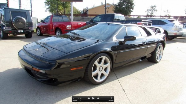 2000 Lotus Esprit V8 Twin Turbo Start Up, Exhaust, And In Depth