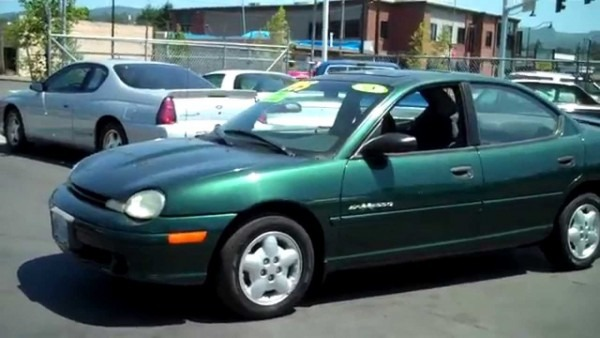 1998 Plymouth Neon Sold!!