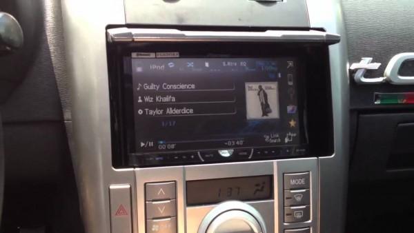 2006 Scion Tc With Pioneer Avh P4400bh Double Din Radio