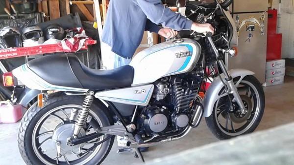 1982 Yamaha Xj650 Seca