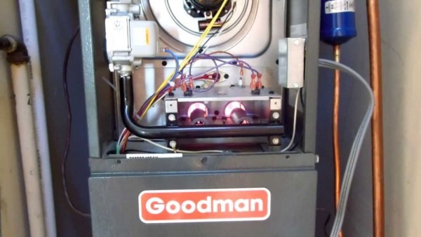 Brand New Goodman Furnace