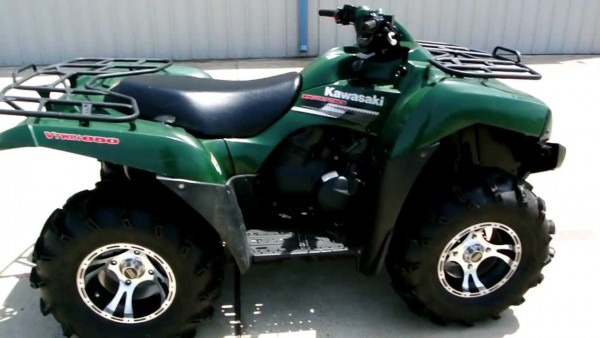 2007 Kawasaki Brute Force 650 4x4  Overview And Review