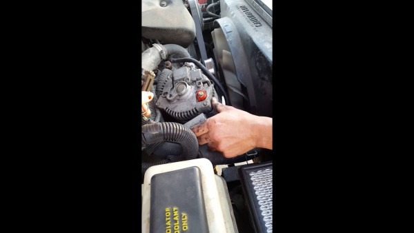 How To Remove An Alternator On A 1999 Ford Explorer 4 0 Part1