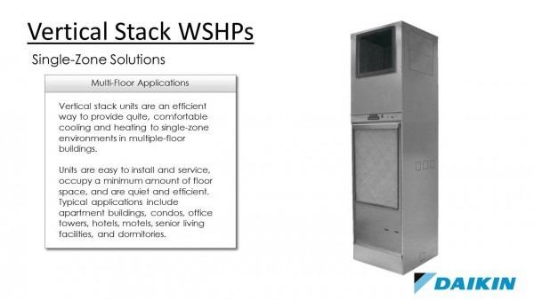 Daikin Applied Water Source Heat Pumps