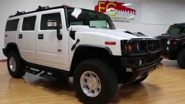2006 Hummer H2 Adventure For Sale~only 5,422 Miles~white Tan