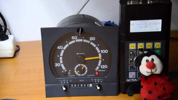 Vdo 1318 Tachograph Wiring Diagram
