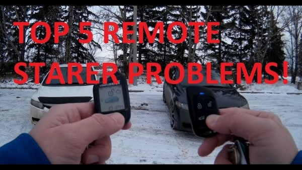 Top 5 Remote Starter Problems Please Subscribe Get Me To 1k Subs
