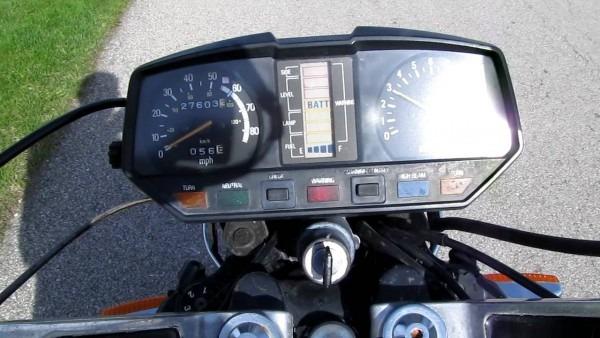 1982 Yamaha Maxim 750