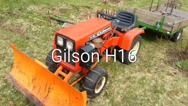 Gilson H16