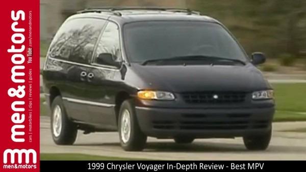 1999 Chrysler Voyager In