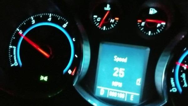 Chevrolet Cruze 2011 Transmission Problem