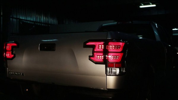 Sequential Tail Light