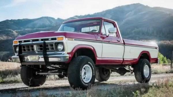 1977 Ford F250 4wd  Highboy , 1 Owner, 60k Original Miles, 400 V8