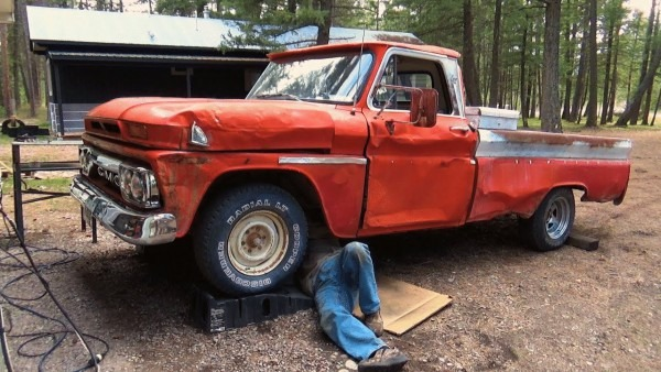 What We've Been Doing (the 64 Gmc 305 V6)