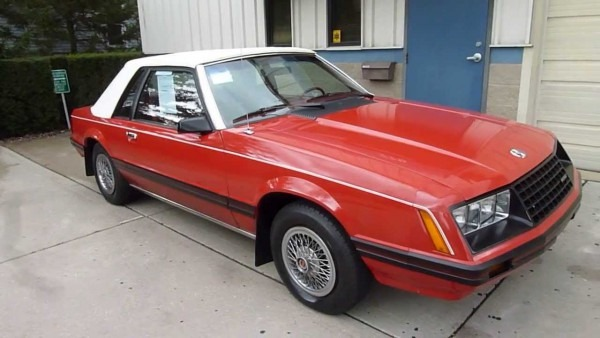 1980 Ford Mustang Ghia Sold ( 2241)