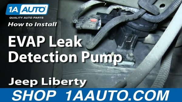 How To Replace Leak Detection Pump 04