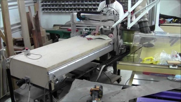 Diy Cnc Router Build Day 40