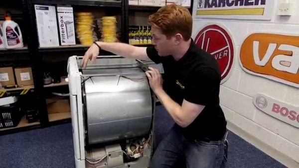 How To Replace A Condenser Tumble Dryer Belt (hotpoint, Indesit Or