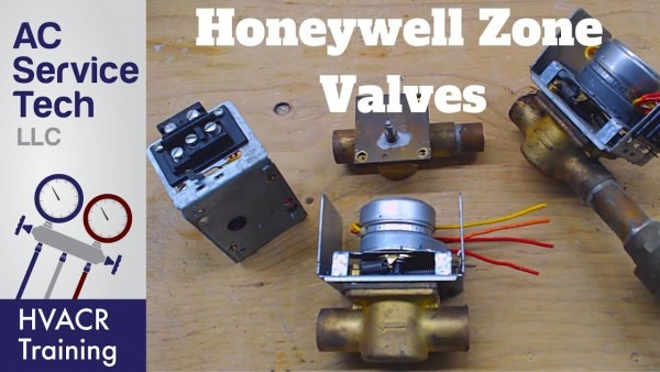 4 Wire, 5 Wire Honeywell Zone Valve Wiring, Troubleshooting