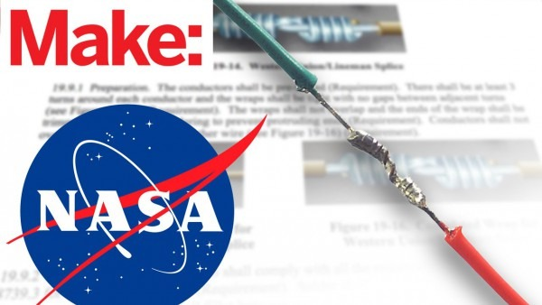 How To Splice Wires To Nasa Standards