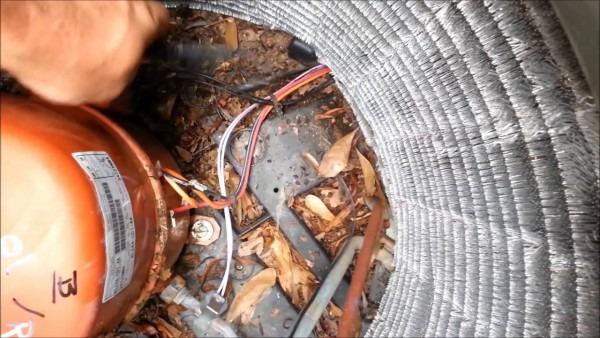 Trane Compressor Change Out