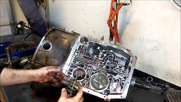 4r75e Transmission Teardown Inspection