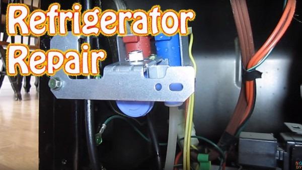 Hotpoint   Ge Refrigerator Repair