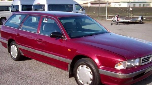 1995 Mitsubishi Magna 2 6 Glx Wagon $1 No Reserve!!! $cash4cars