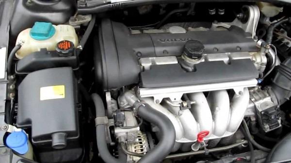 Volvo V70 2001 B5244s2 5