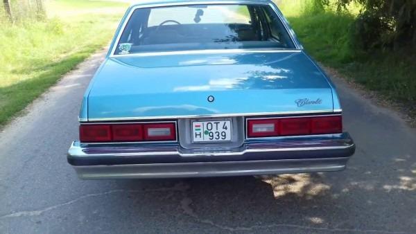 1978 Chevy Malibu Classic