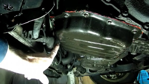 Transmission Control Solenoid Replacement