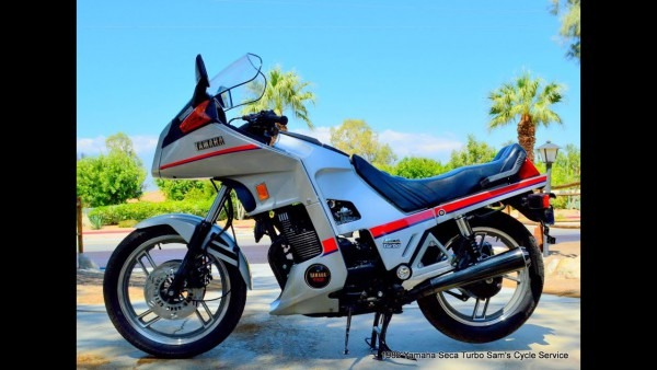 1982 Yamaha Xj650 Seca Turbo For Sale Www Samscycle Net