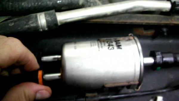 2007 Ford Taurus Fuel Filter