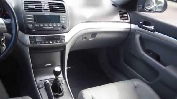2004 Acura Tsx, Gry Gray