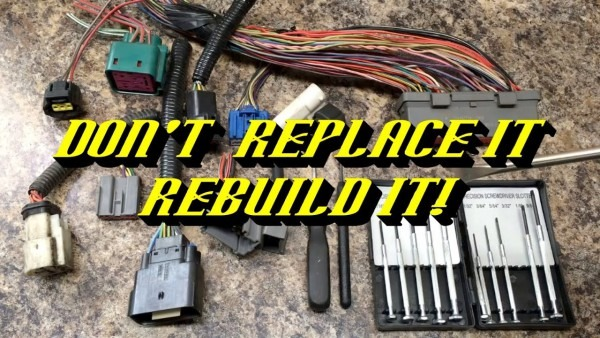 Ford Quick Tips  62  Rebuilding Electrical Connectors On Your