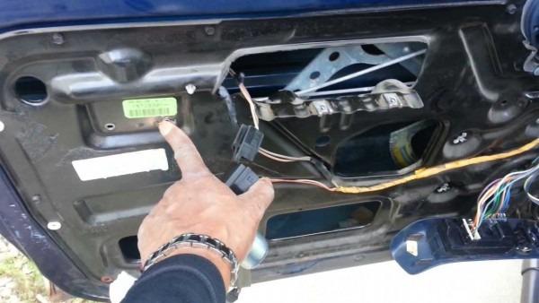 1999 Chevy Tahoe Driver Side Door Handle Repair