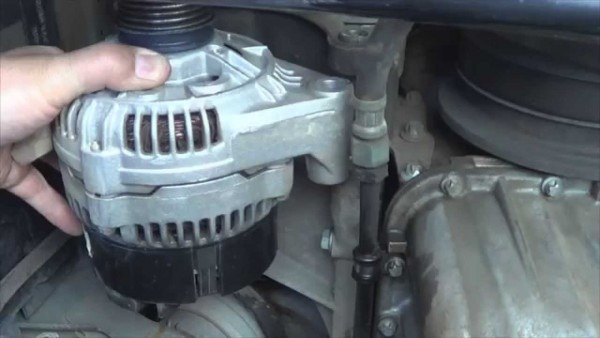 Mercedes Benz C230 Kompressor Alternator Replacement Guide