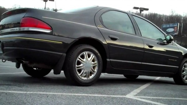 1996 Chrysler Cirrus Lxi Related Infomation,specifications